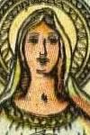 Irene de Tancor, Santa