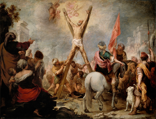 Significado de la cruz de san andr s - Cuadros tenerife ...
