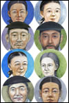 Columba Kang Wan-suk y 7 compañeros, Beatos