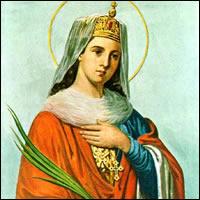 Catalina de Alejandría, Santa