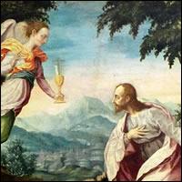 Dios Padre escogió la obediencia para su Hijo