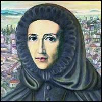 Teresa Eustoquio, Santa
