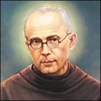 Maximiliano Kolbe, Santo