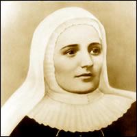 Laura de Santa Catalina de Siena, Santa