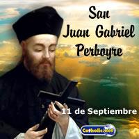 Juan Gabriel Perboyre, Santo
