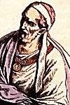 Lucio de Cirene, Santo