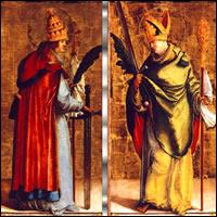 Cornelio  y Cipriano, Santos