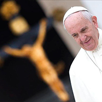 Pope Francis thanks Lebanon for welcoming refugees