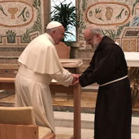Fr Cantalamessa: Contemplating Trinity helps overcome division