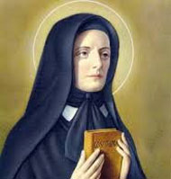 María de la Rosa, Santa