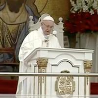 Homilía del Papa Francisco en el Santuario de Jasna Góra