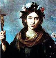Rosa de Viterbo, Santa