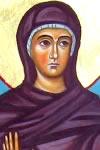 Silvia de Roma, Santa