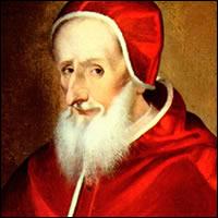 Pío V, Santo