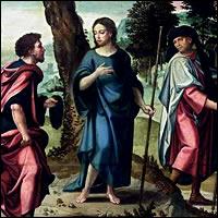 Cristo, no se impone, sale al encuentro