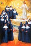María del Refugio Rosat y María del Calvario Romero, Beatas