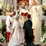 Matrimonio Catolico Sacramento : Catholic.net 107. el signo del matrimonio como sacramento de la
