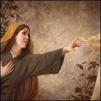 ¿Cómo tocar con fe a Dios en la oración?