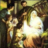 La Natividad de Nuestro Señor Jesucristo.
