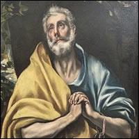 Las Lágrimas de San Pedro de El Greco