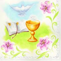 45f78ae0e La misa de una primera comunión. Significado de cada una de las partes para  el niño