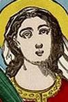 Dionisia de Troas, Santa
