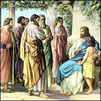 Jesús es el pastor
