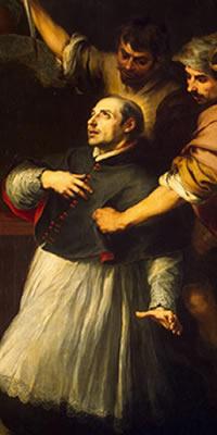 Martirio de San Pedro de Arbués