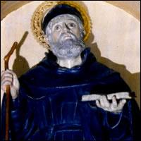 Pedro del Barco, Santo