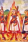 Cristóbal, Antonio y Juan, Beatos