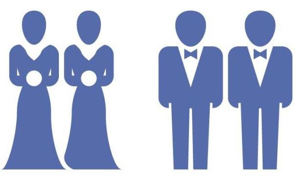 La sociedad de los efectos del matrimonio gay