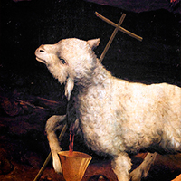 Behold the Lamb of God!