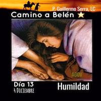 """33 Días camino hacia Belén: Sal de Tú Cielo (Día 13) """"P. Guillermo Serra L.C."""""""