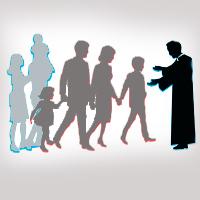 """Papa Francisco a los párrocos: """"estén cerca de los jóvenes"""""""