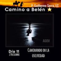 """33 Días camino  hacia Belén.  Sal de Tú Cielo  """"Día 11""""  (P.  Guillermo Serra L.C.)"""