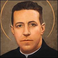 Alberto Hurtado Cruchaga, Santo