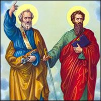 Solemnidad de Pedro y Pablo