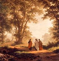 Un amigo devuelve la esperanza;  III Domingo de Pascua