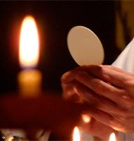 La Eucaristía es fuente de alegría