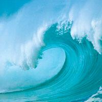 Cuando la vida es zarandeada por las olas