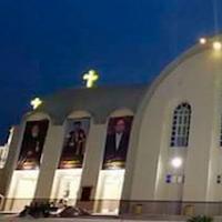 Iglesia para los 21 mártires