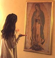 María y una pregunta de Jesús…