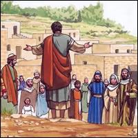 Catholic Net El Anuncio Del Reino De Dios