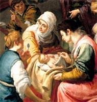 Natividad de la  Santísima Virgen