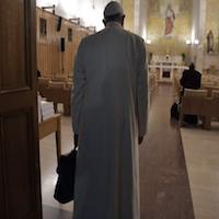 Papa Francisco: Gracias, padre