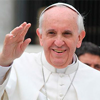 Pope Francis marks anniversary of Benedictine Confederation