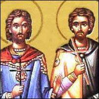 Proclo e Hilarión, Santos