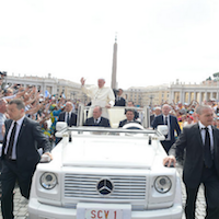 Pope at Jubilee Audience: Mercy Without Works Is Dead