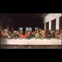 Leonardo Da Vinci, La Última Cena