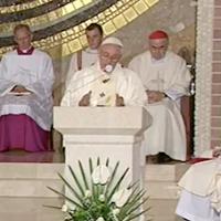 """Papa al clero: """"El discípulo no rechaza hacerse preguntas"""""""